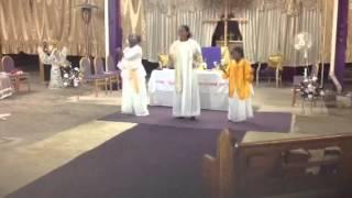 True Praise Dance Ministry ~ Grateful : Hezekiah Walker