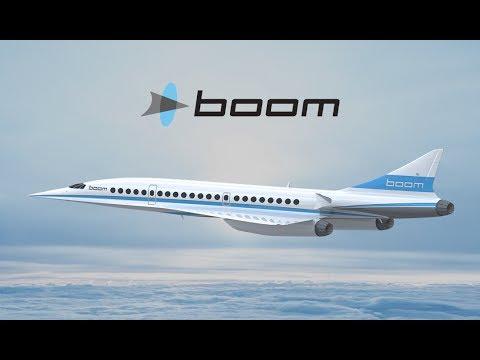 PARIS AIR FORUM | Intervention de Blake Scholl - Boom Supersonic