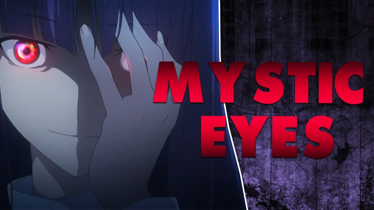 The Vast Power of The Mystic Eyes   Fate/Stay Night