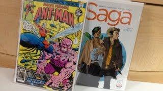Comic Book Buys #12