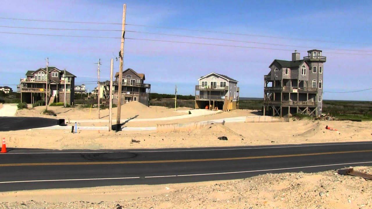 Beach Report 4 18 12 Mirlo Rodanthe Nc