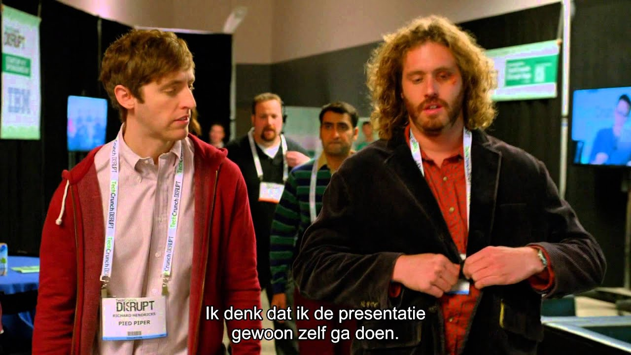 Download Silicon Valley seizoen 1 - Preview afl.08 'Optimal Tip-to-Tip Efficiency'