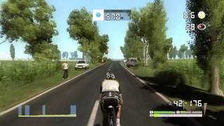 Le Tour de France 2011 Gameplay  —  XBox 360 {60 FPS}