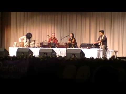 Performance by Gayatree Sarma at March of Dimes event