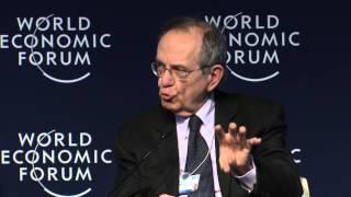 Davos 2015 - Forum Debate: Global Financial Stability