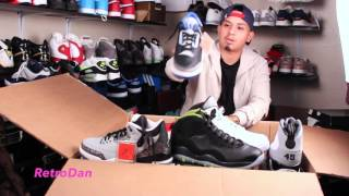 Jordan Retro Unboxing 22 Pairs! biggest Channel uboxing !