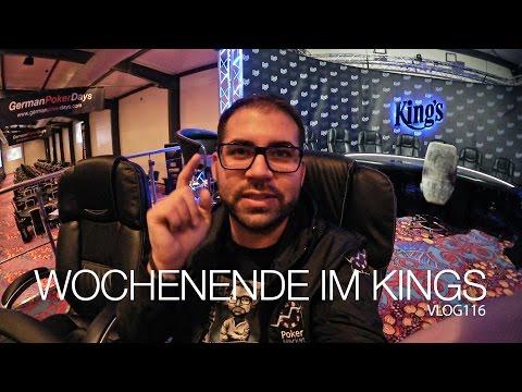 Wochenende im Kings - German Poker Days