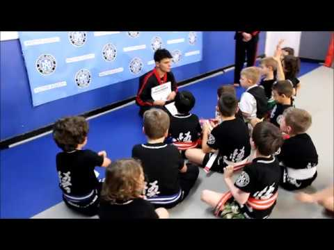 Masters Academy Plymouth kids classses!