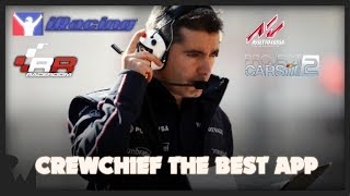 CrewChief: The best sim racing app for iRacing and other sims