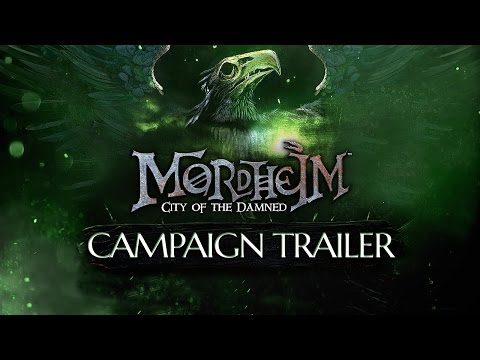 Mordheim City of the Damned: Campaign Trailer