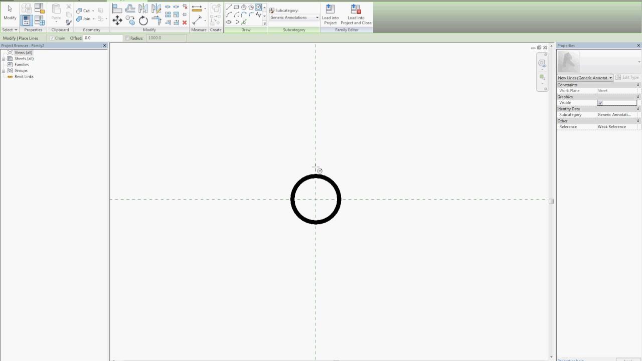 076 Creating a Light symbol Annotation Family