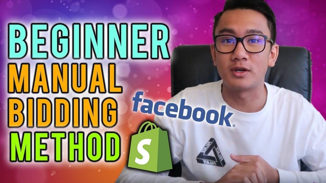 Download Facebook Ads Manual Bidding - Beginner Strategy 2018