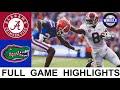 #1 Alabama vs #11 Florida Highlights   College Football Week 3   2021 College Football Highlights