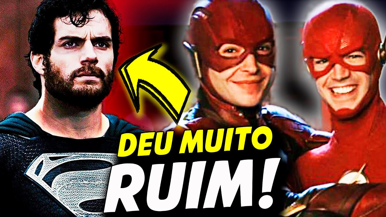 FLASH CRIOU O SNYDER CUT NA CRISE! || LIGA DA JUSTIÇA