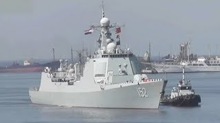 A look at China-Egypt naval cooperation