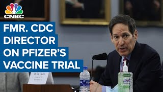 Fmr. CDC director on Pfizer's vaccine trial: This is great news, but it's too soon to be certain