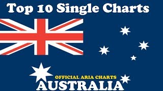 Top 10 Single Charts | Australia | 15.01.2018 | ChartExpress