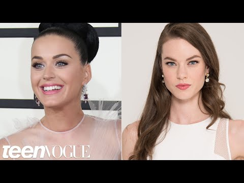 How to Get Katy Perry's Flawless Skin – Teen Vogue's Get the Look
