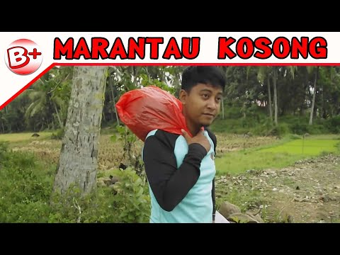 Merantau Kosong Ke Jakarta #komediminang #Becakonline #6