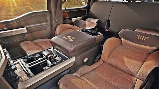 2021 Ford F-150 - варианты интерьера и цвета