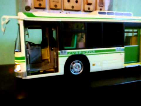 Scale Model Rc Bus Youtube