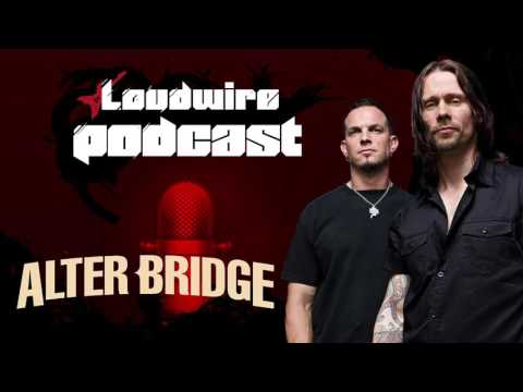 Loudwire Podcast #5 - Myles Kennedy + Mark Tremonti