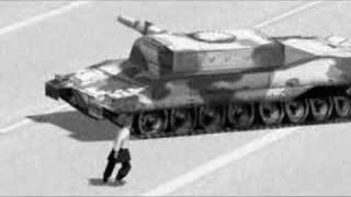 Conflict zone - Tank
