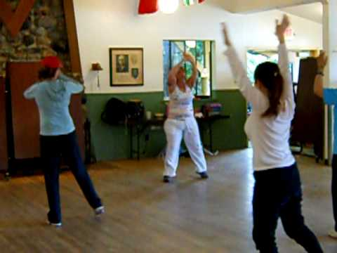 Zumba @ Camp Seymour, WA