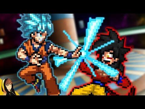 SSB VS SSJ4!!! | Tower's Compilation [M.U.G.E.N] #4