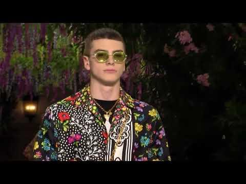Versace Menswear Spring/Summer 2019
