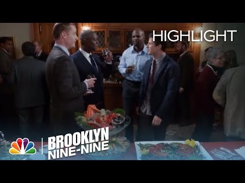 Jake Meets Holt's Husband  Season 1 Ep. 16  BROOKLYN NINENINE