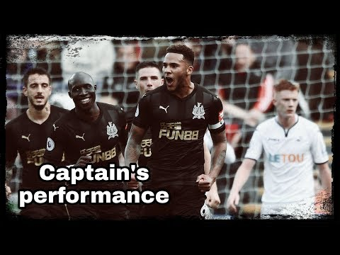 REVIEW | SWANSEA CITY 0-1 NEWCASTLE UNITED