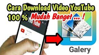 Download lagu Cara download video you tube tanpa aplikasi di hp android