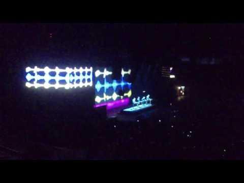 Kraftwerk at Estadio Luna Park, Buenos Aires, Argentina - Computer Love - 23/11/2016