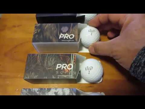 Vice golf ball review
