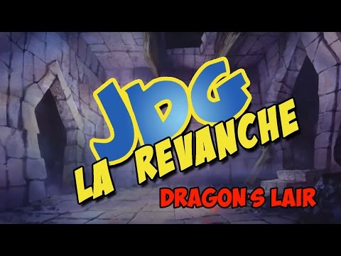 JDG la revanche - Dragon's Lair - 3DO