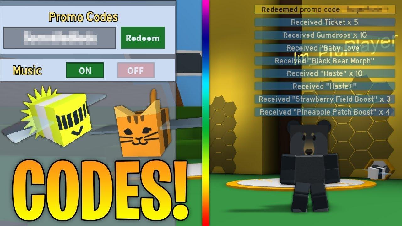 Secret 5 New Bee Swarm Simulator Codes Free Royal Jellys Youtube
