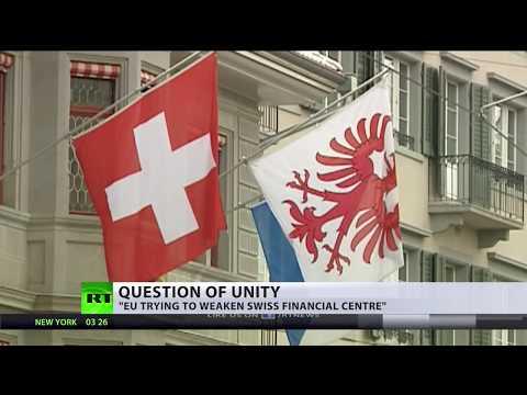 Switzerland on knees? EU trying to weaken Swiss financial centre – politician