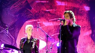 "Roxette ""Church of your heart"" & the grand final, live, Berlin, Spandau Zitadelle, 11.06.2011"