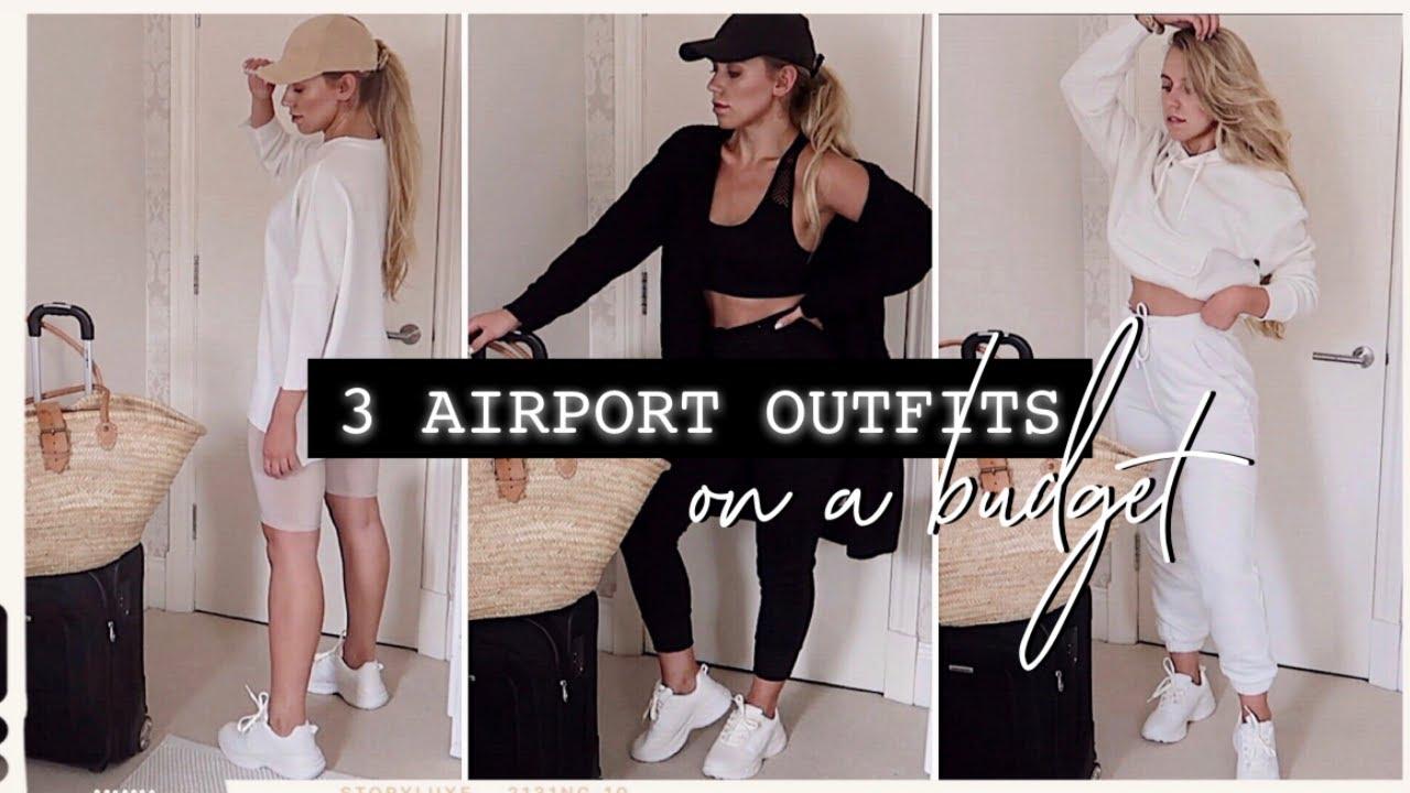 PRIMARK HAUL | AIRPORT OUTFIT IDEAS | COMFY CASUAL DATE NIGHT 5