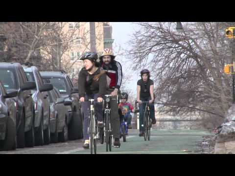 """The """"Cities for Cycling"""" Roadshow Rocks Chicago"""