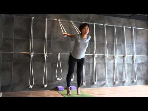 yoga swing installation instructions
