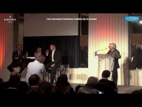 Xavier DORDOR - Les nouveaux business models de la Presse / 2015