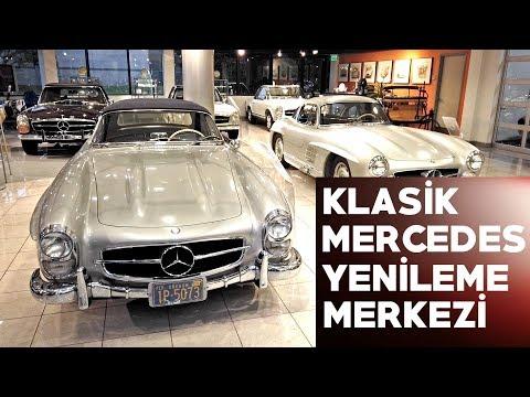 Klasik Mercedes Yenileme Merkezi: Eskiyi Getir Yeniyi Götür