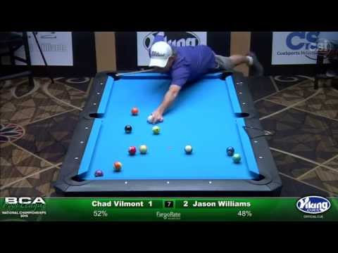 2015 Men's Master Singles: Chad Vilmont vs Jason Williams (Final)