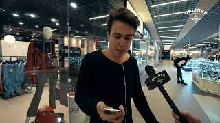 iphone X: мнение прохожих о новинке