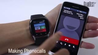r-Watch M26 LED Bluetooth Watch - GearBest.com