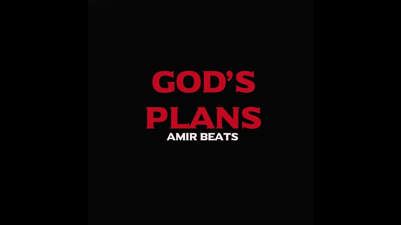 Amir beats -(Drake)God's plan remix
