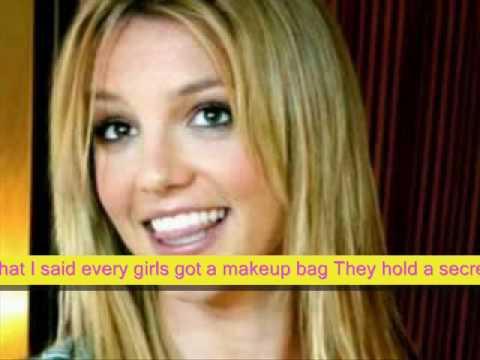 makeup Bag-Britney Spears Lyrics