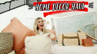 HOME DECOR & HEALTHY GROCERY HAUL!